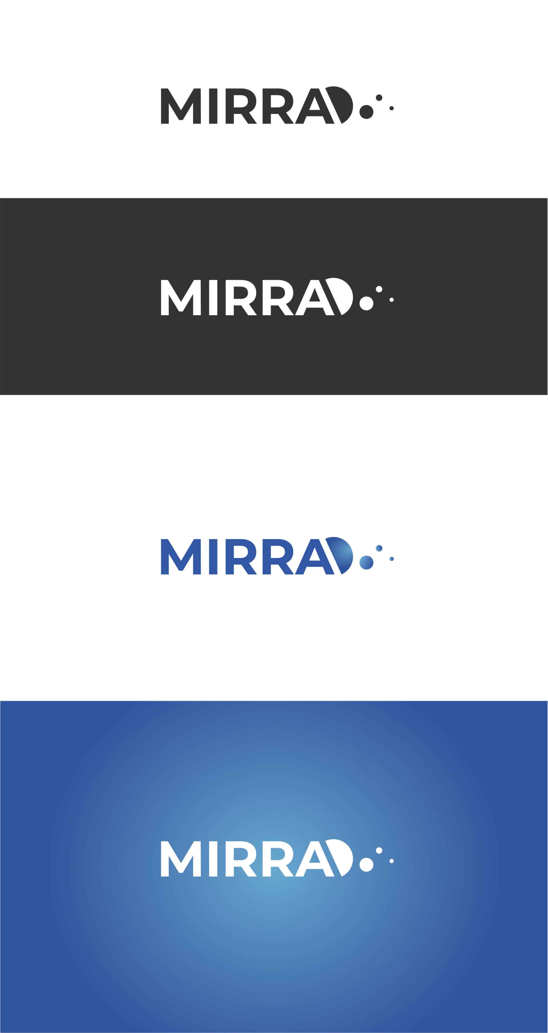 "Логотип косметической компании ""Mirra Cosmetics"" 7"