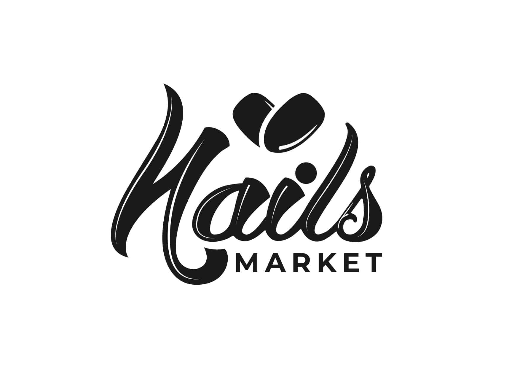 логотип интернет магазина nails