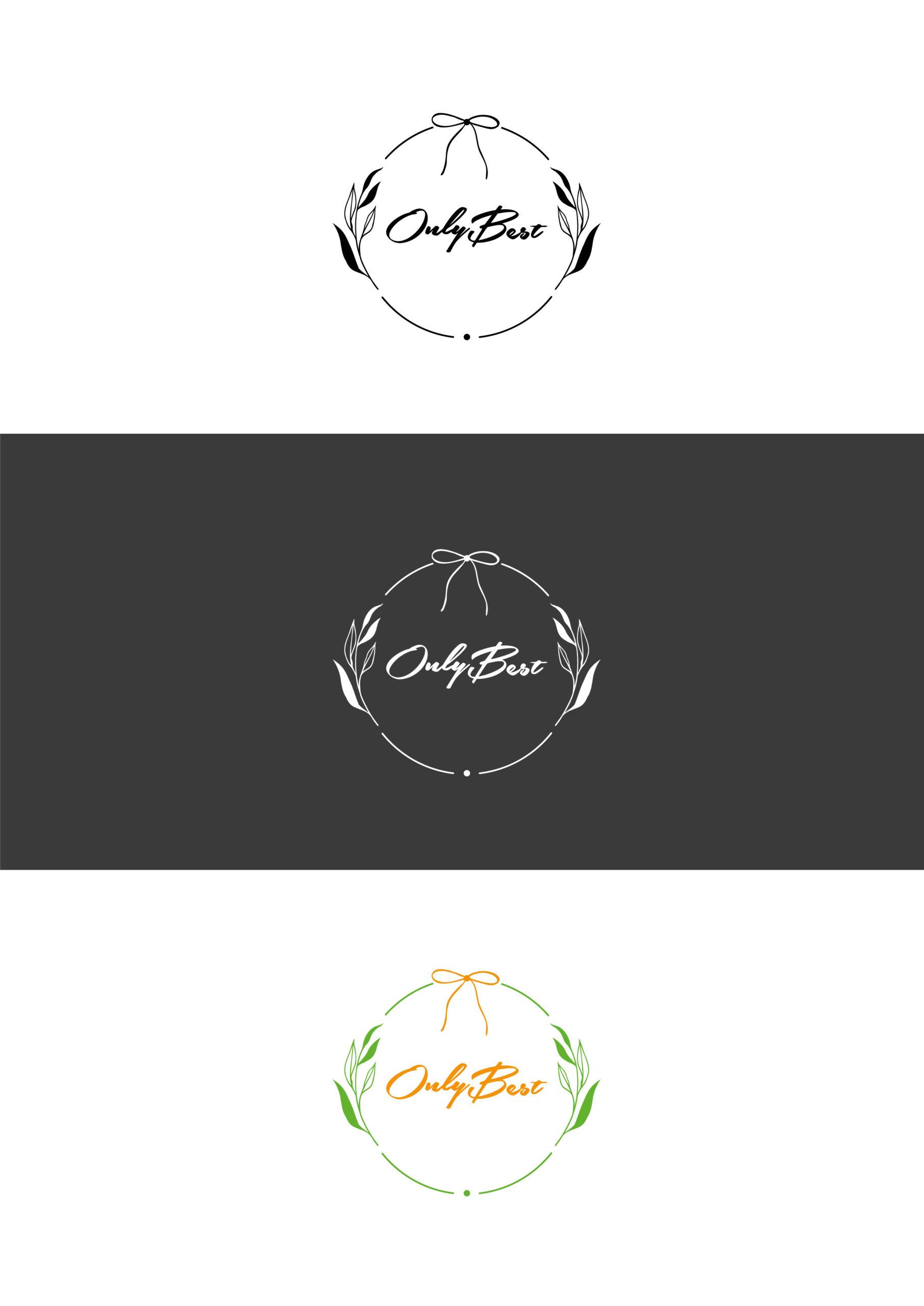 цветочный логотип для компании