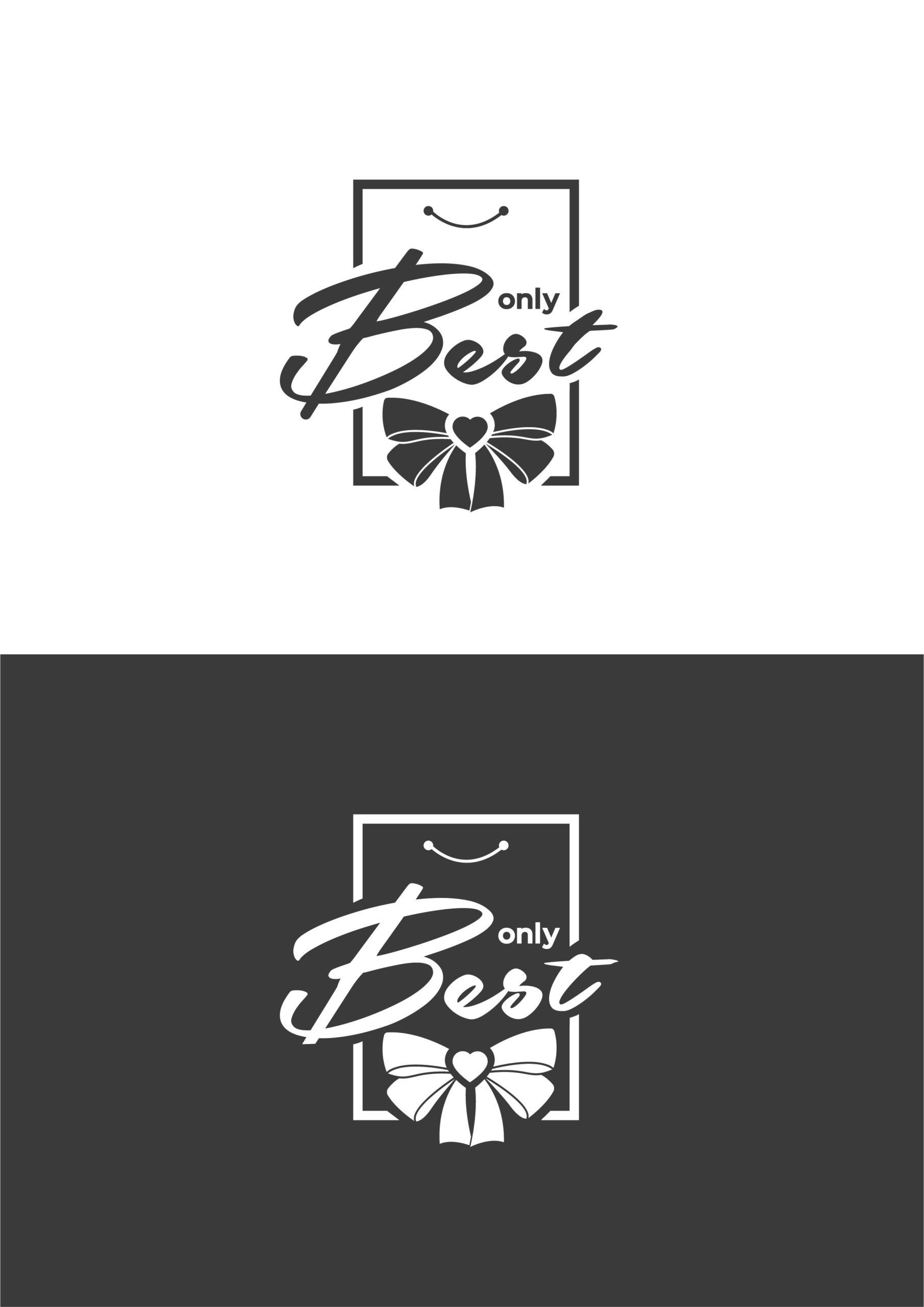 логотип в виде пакета